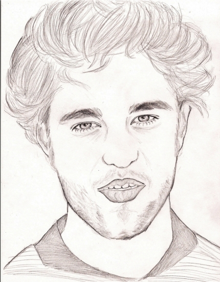 Robert Pattinson por CutesyKS